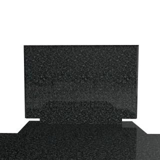 Podwójny nagrobek Impala o wymiarze podstawy 190x190 cm.